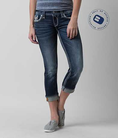 Rock Revival Meri Skinny Stretch Cropped Jean