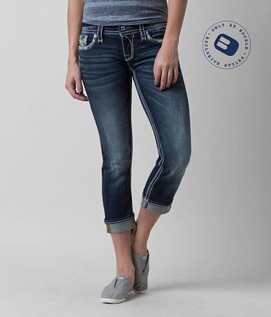 Rock Revival Meri Skinny Stretch Cropped Jean