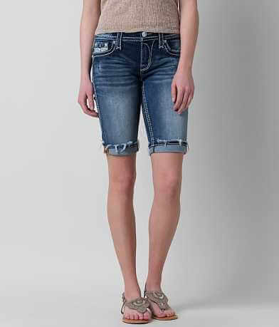 Rock Revival Abree Easy Bermuda Stretch Short