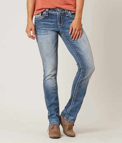 Rock Revival Linnett Easy Straight Stretch Jean