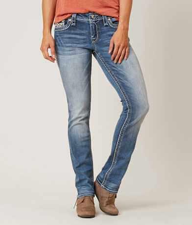 Rock Revival Linnett Easy Straight Stretch Jean