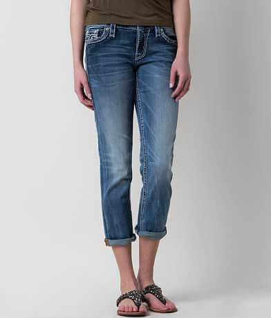 Rock Revival Ennis Easy Stretch Cropped Jean