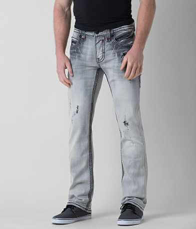 Rock Revival Jarvis Slim Straight Stretch Jean