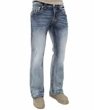 Rock Revival Jobe Boot Stretch Jean
