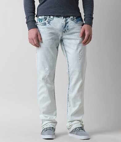 Rock Revival Earny Straight Stretch Jean