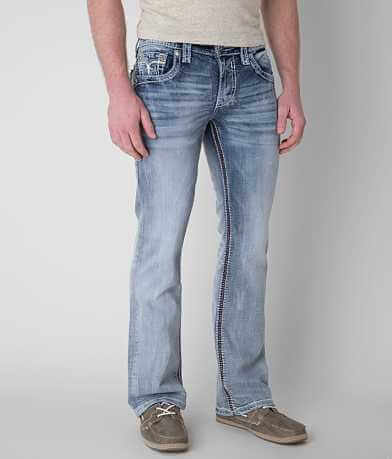 Rock Revival Ecton Slim Boot Stretch Jean