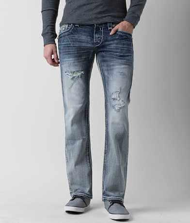 Rock Revival Pruitt Slim Straight Stretch Jean