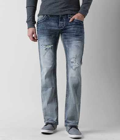 Rock Revival Pruitt Slim Straight Stretch Jean