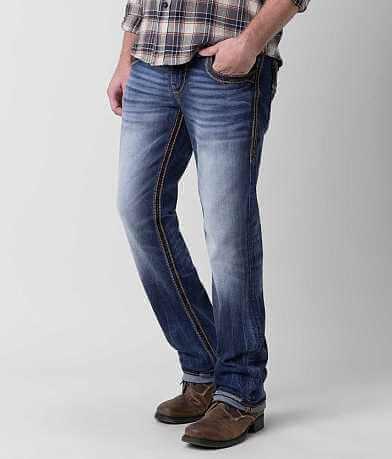 Rock Revival Foxe Slim Straight Stretch Jean