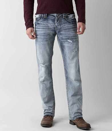 Rock Revival Keifer Relaxed Straight 17 Jean
