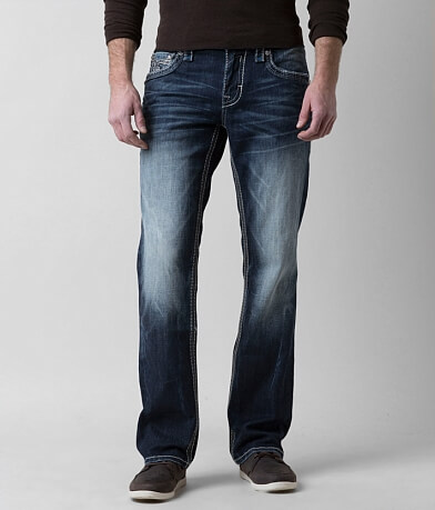 Rock Revival Estep Straight Stretch Jean
