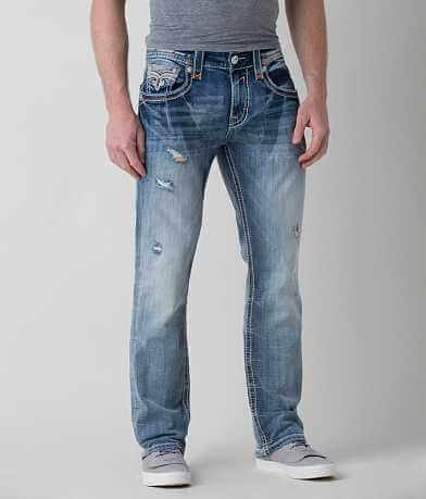 Rock Revival Matloy Relaxed Straight 17 Jean