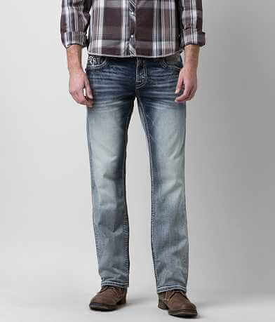 Rock Revival Rayan Straight Stretch Jean