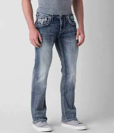 Rock Revival Norris Straight Stretch Jean