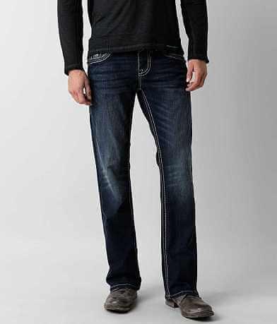 Rock Revival Joel Slim Boot Stretch Jean