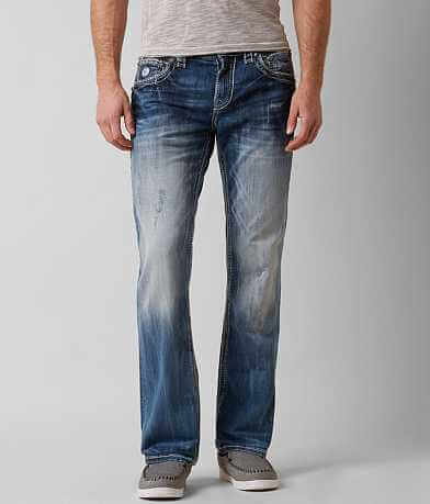 Rock Revival Adley Straight Stretch Jean