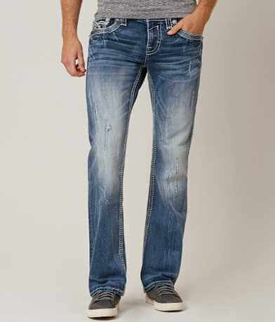 Rock Revival Clovis Slim Boot Stretch Jean