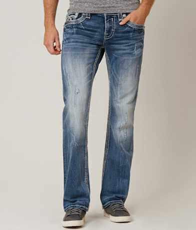 Rock Revival Clovis Slim Boot Stretch Jean