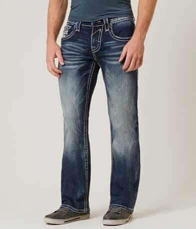 Rock Revival Suhul Slim Boot Stretch Jean