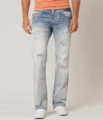 Rock Revival Wade Slim Boot Stretch Jean