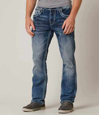 Rock Revival Ruper Relaxed Straight 17 Jean