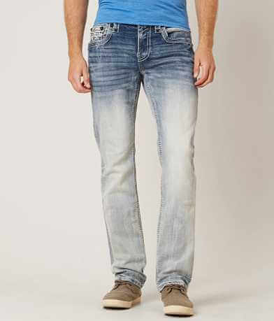 Rock Revival Klarson Straight Stretch Jean