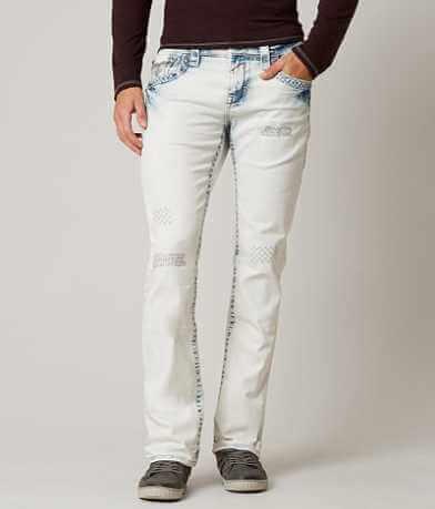 Rock Revival Tomshi Straight Stretch Jean