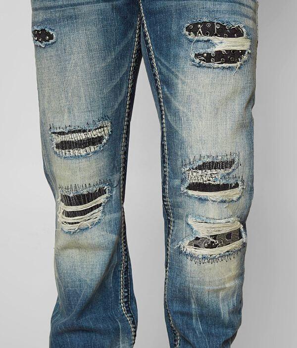 Straight Arwell Rock Slim Jean Revival Stretch xHq505tBw