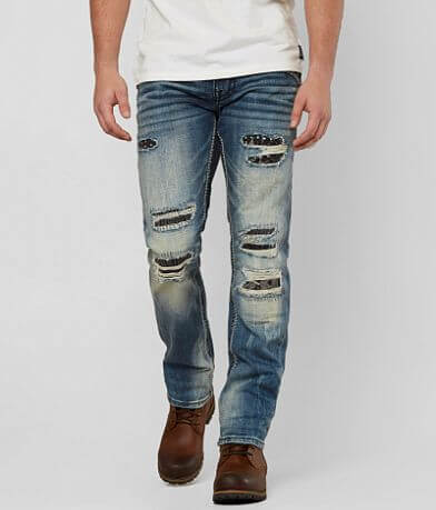 Rock Revival Arwell Slim Straight Stretch Jean