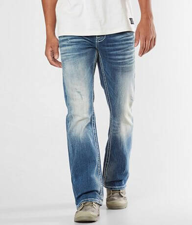 Rock Revival Norman Slim Boot Stretch Jean