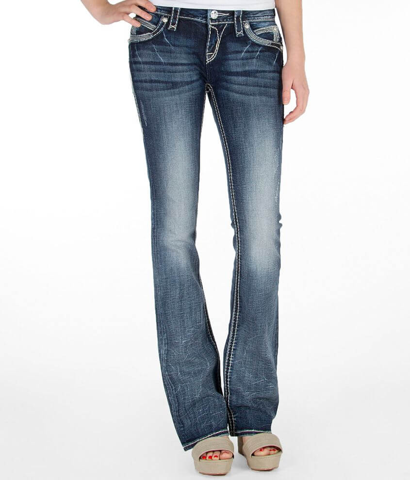 Rock Revival Johanna Boot Stretch Jean front view