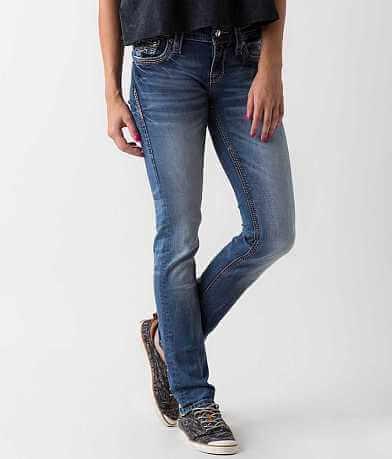 Rock Revival Vivian Straight Stretch Jean