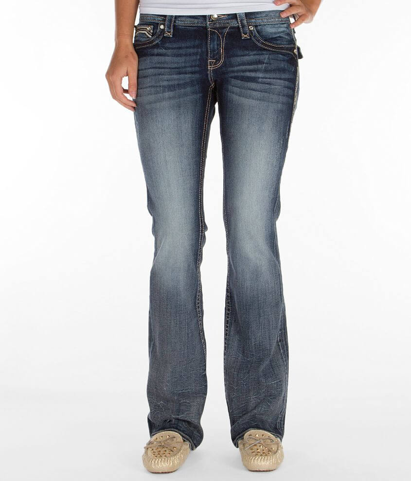 Rock Revival Posey Easy Boot Stretch Jean front view