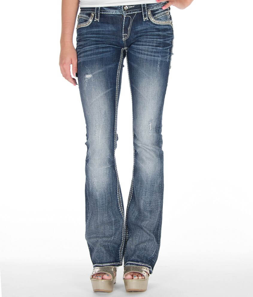 Rock Revival Eleanor Boot Stretch Jean front view