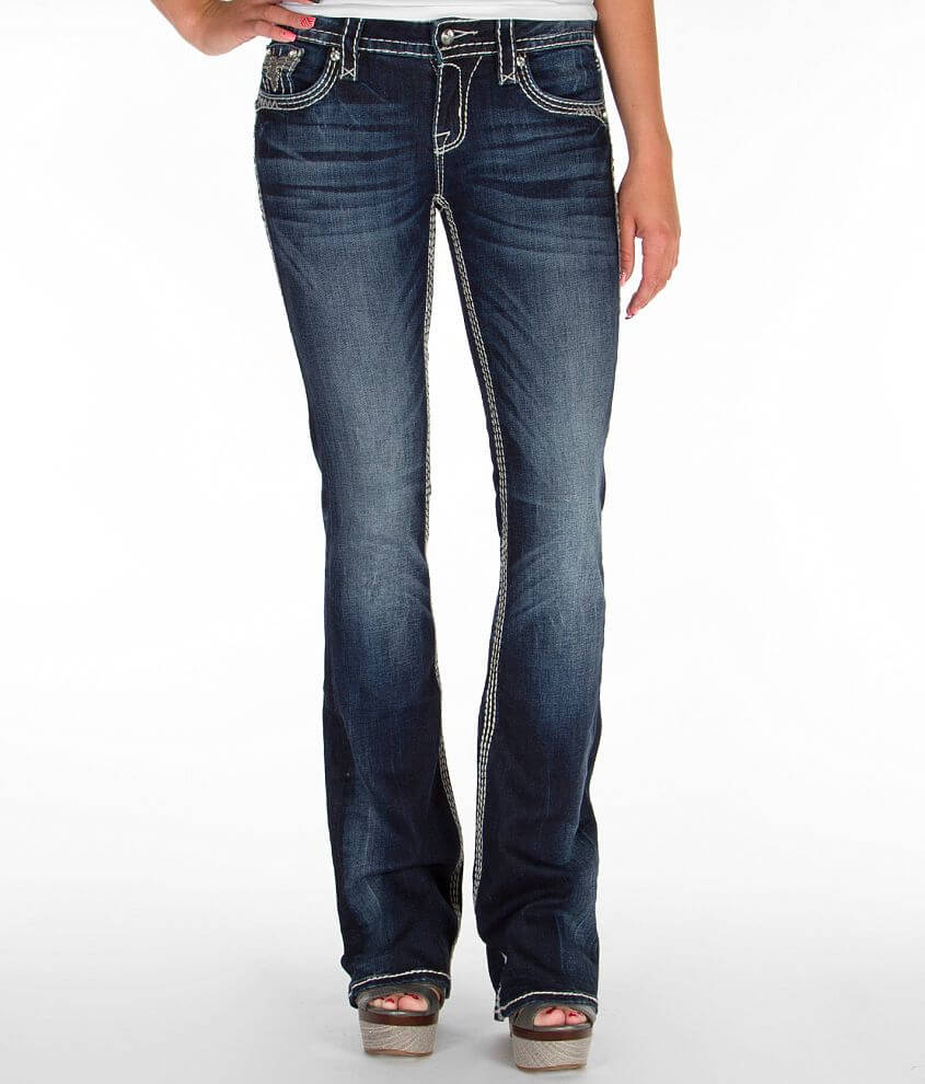 Rock Revival Sherry Boot Stretch Jean front view