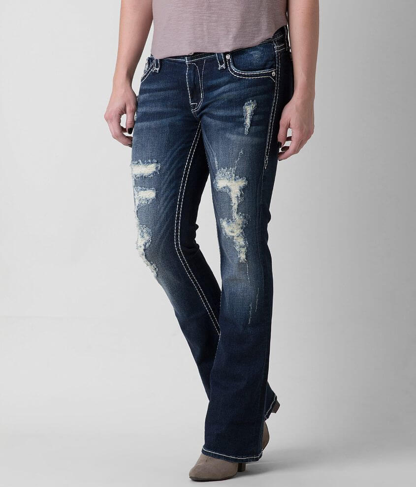 10d39bc307e Rock Revival Sherry Easy Boot Stretch Jean - Women s Jeans in Sherry ...