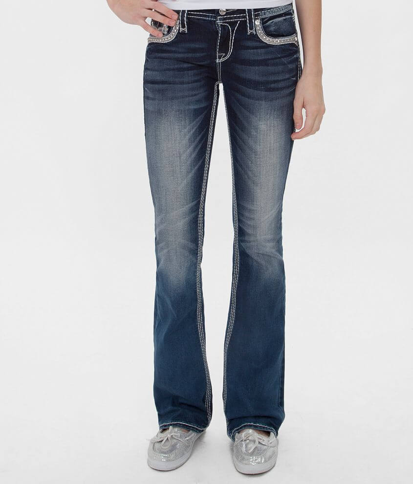 Rock Revival Sherry Mid-Rise Boot Stretch Jean front view