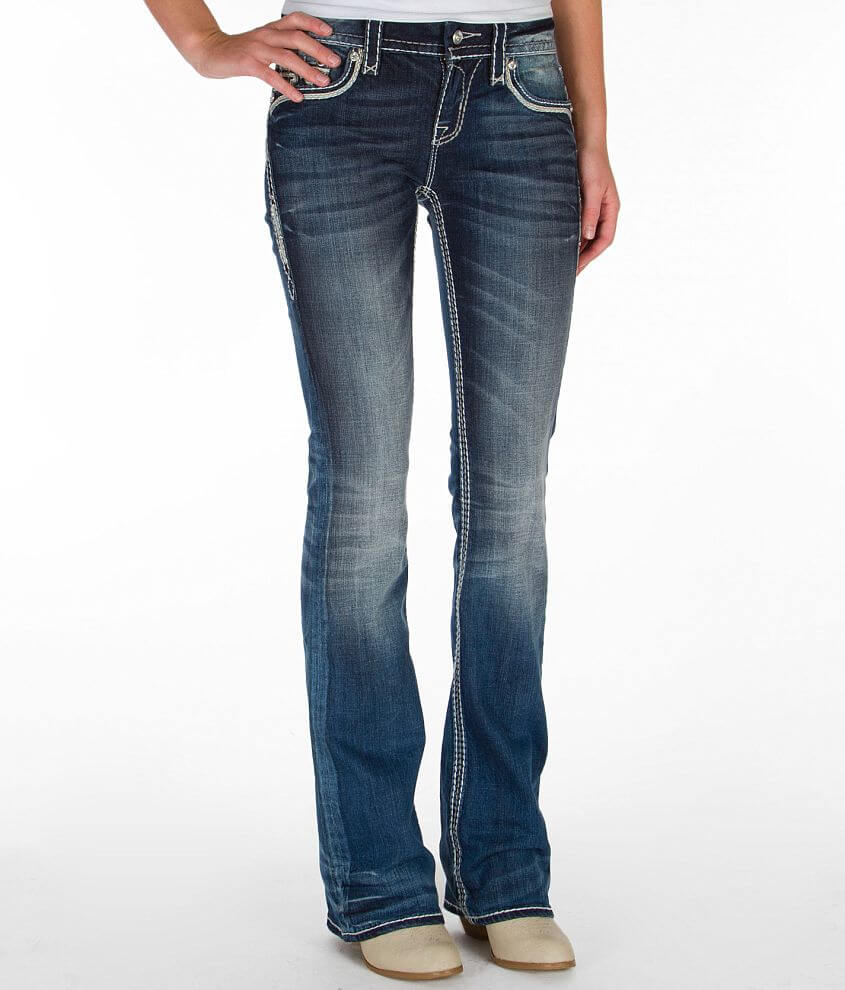 Rock Revival Betty Mid-Rise Boot Stretch Jean front view