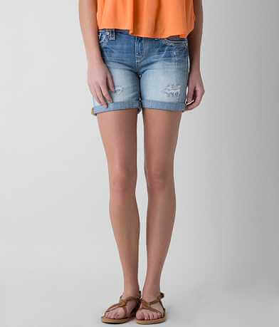 Rock Revival Anabela Stretch Short
