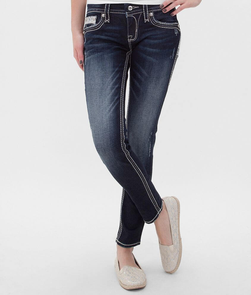 Rock Revival Jasna Ankle Skinny Stretch Jean front view