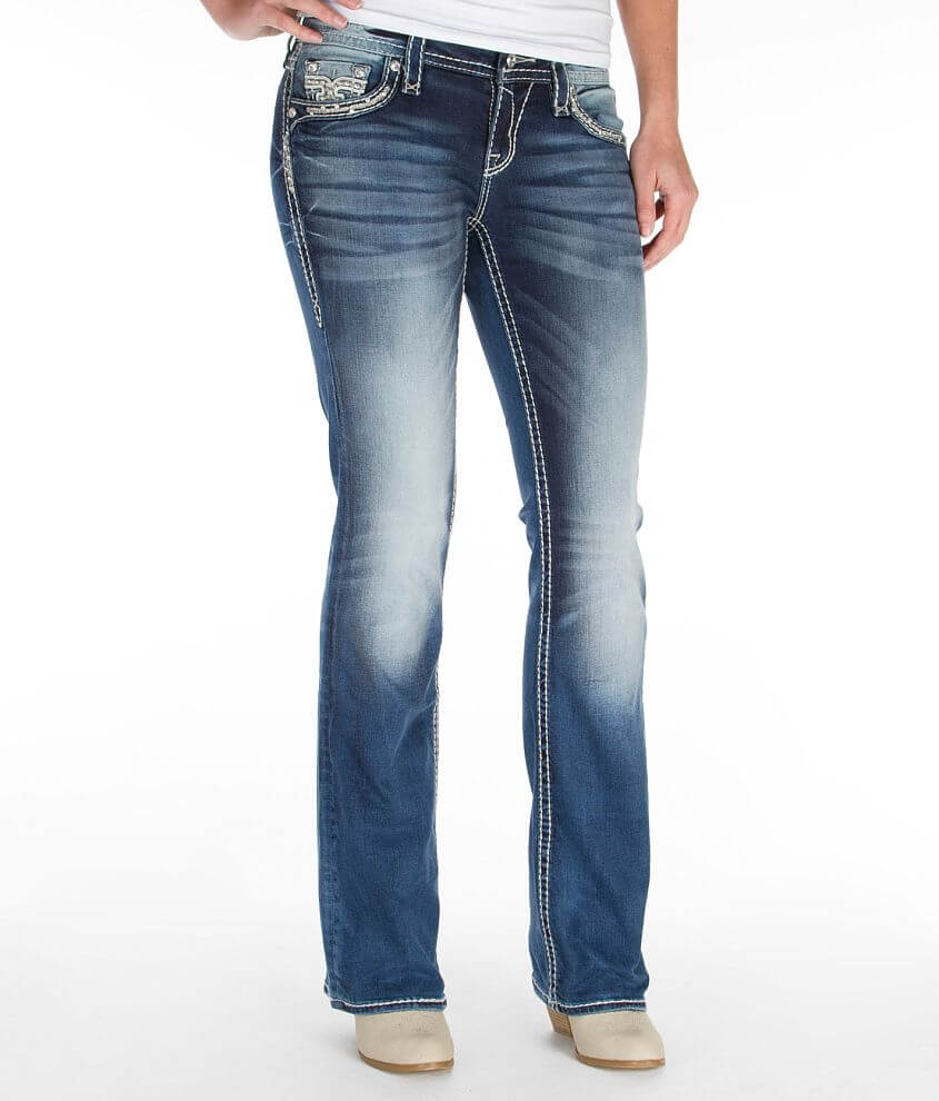 Rock Revival Eloise Easy Boot Stretch Jean front view