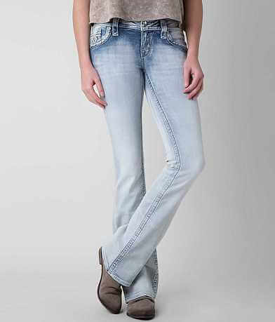 Rock Revival Raven Boot Stretch Jean