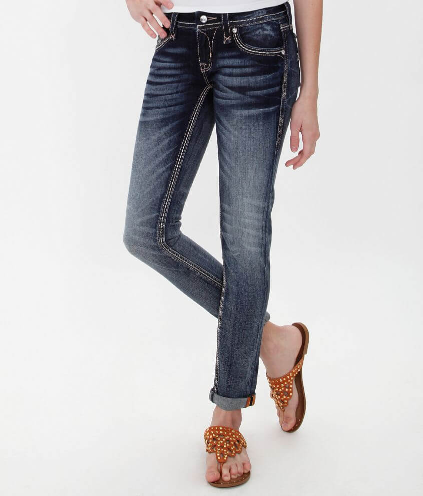 Rock Revival July Skinny Stretch Jean front view