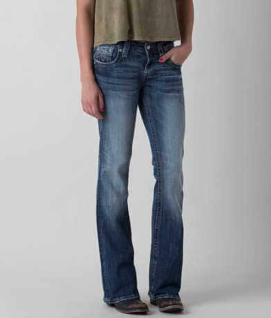 Rock Revival Alivia Flare Stretch Jean