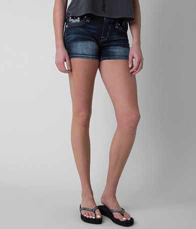 Rock Revival Iselin Easy Stretch Short