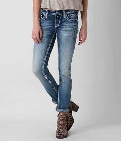 Rock Revival Charon Straight Stretch Jean
