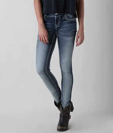 Rock Revival Barby Ankle Skinny Stretch Jean