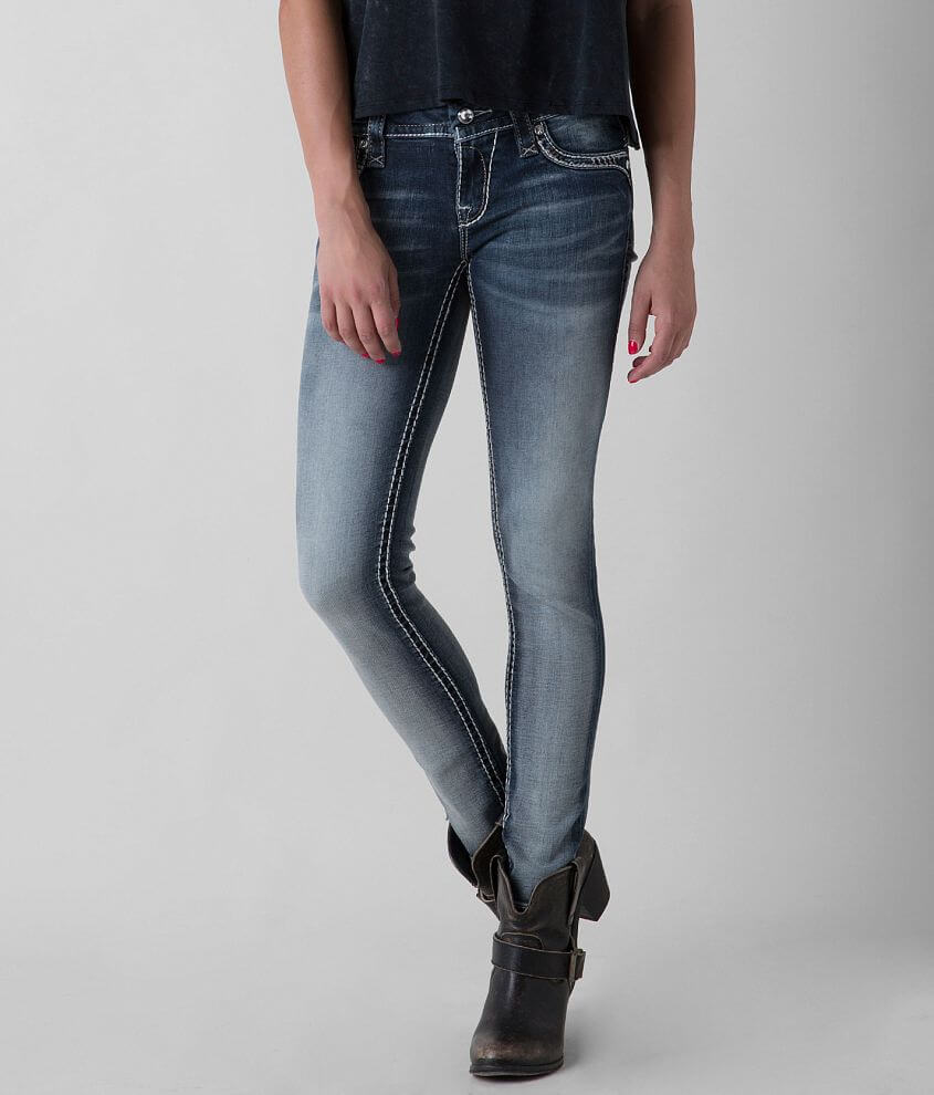 Rock Revival Barby Ankle Skinny Stretch Jean front view