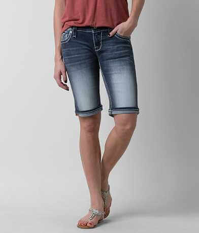 Rock Revival Barby Bermuda Stretch Short