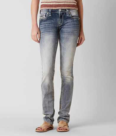 Rock Revival Boris Straight Stretch Jean